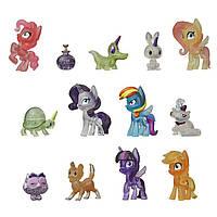 Поні друзі вихованці 12 шт My Little Pony Pony Pet Friends 12 Pack