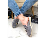 Лоферы бренд без задника, фото 2