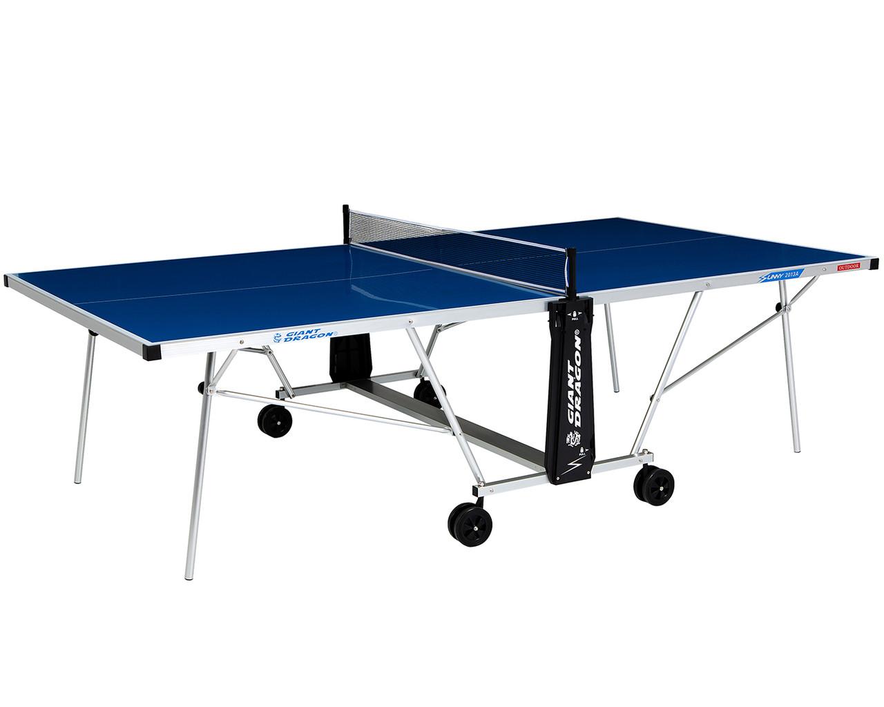 Теннисный стол всепогодный Giant Dragon Sunny 2013A, гарантия 2 года