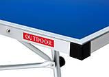 Теннисный стол всепогодный Giant Dragon Sunny 2013A, гарантия 2 года, фото 2