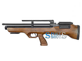 Пневматична гвинтівка PCP Hatsan FlashPup 4.5 мм 30 Дж дерево