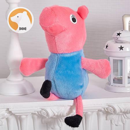 Мягкая игрушка Свинка Джордж, 30 см