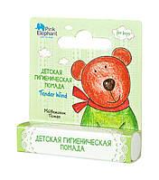 Гигиеническая помада Pink Elephant Tender Wind Медвежонок Потап - 4,8 гр.