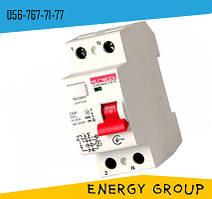 Выключатель дифференциального тока E.next 2p, 16А, 10мА