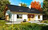 MS108 – строительство маленького дома 120кв.м.