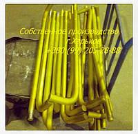 Фундаментный анкерный болт ГОСТ 24379.1-80 09Г2С М12х500 1.1, фото 1