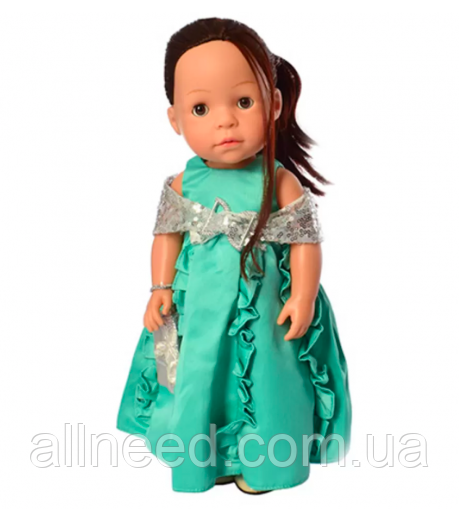 Кукла говорящая с длинными волосами