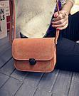 Мини сумка-сундучок с узорами., фото 3
