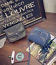 Мини сумка-сундучок с узорами., фото 4