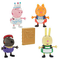 "Игровой набор ""Свинка Пеппа и друзья"" (Peppa Pig Once Upon a Time 5-Figure Pack)"