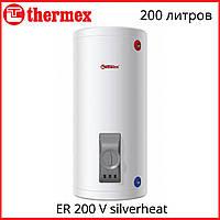 Бойлер THERMEX ER 200 V silverheat водонагрівач Термекс 200 літрів підлоговий, биостеклофарфор