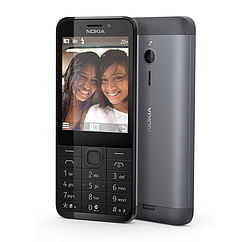 Мобильный телефон Nokia 230 Dual sim Dark Silver