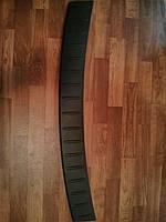 Защитная накладка на задний бампер на Субару Трибека B-10 (оригинал)