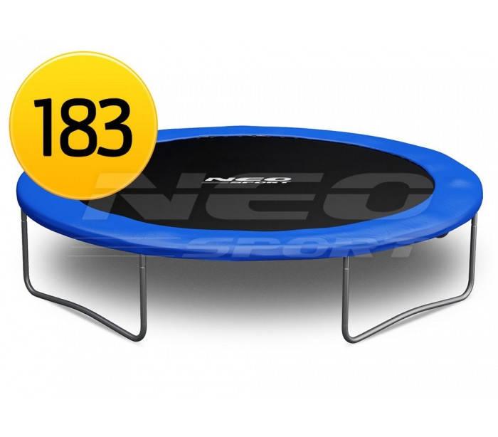 Батут без сетки 183 см бренда Neo Sport