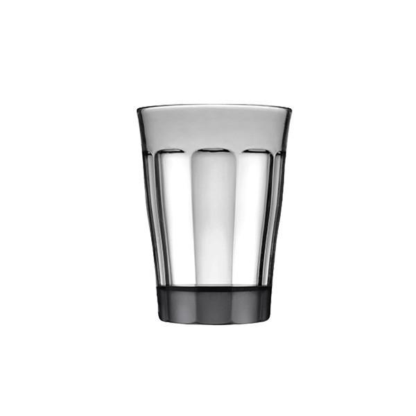 Стакан с присоской Suction Cup 280 мл прозрачный стеклянный