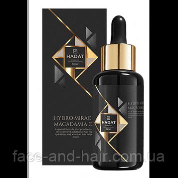 Масло макадамии для волос HADAT Hydro Miracle Macadamia Oil 50 мл