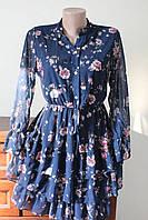 Шифонова сукня жіноча