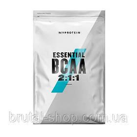 Амінокислоти Myprotein BCAA 2:1:1 (250g)