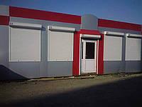 Строительство торговых павильонов из металлоконструкций