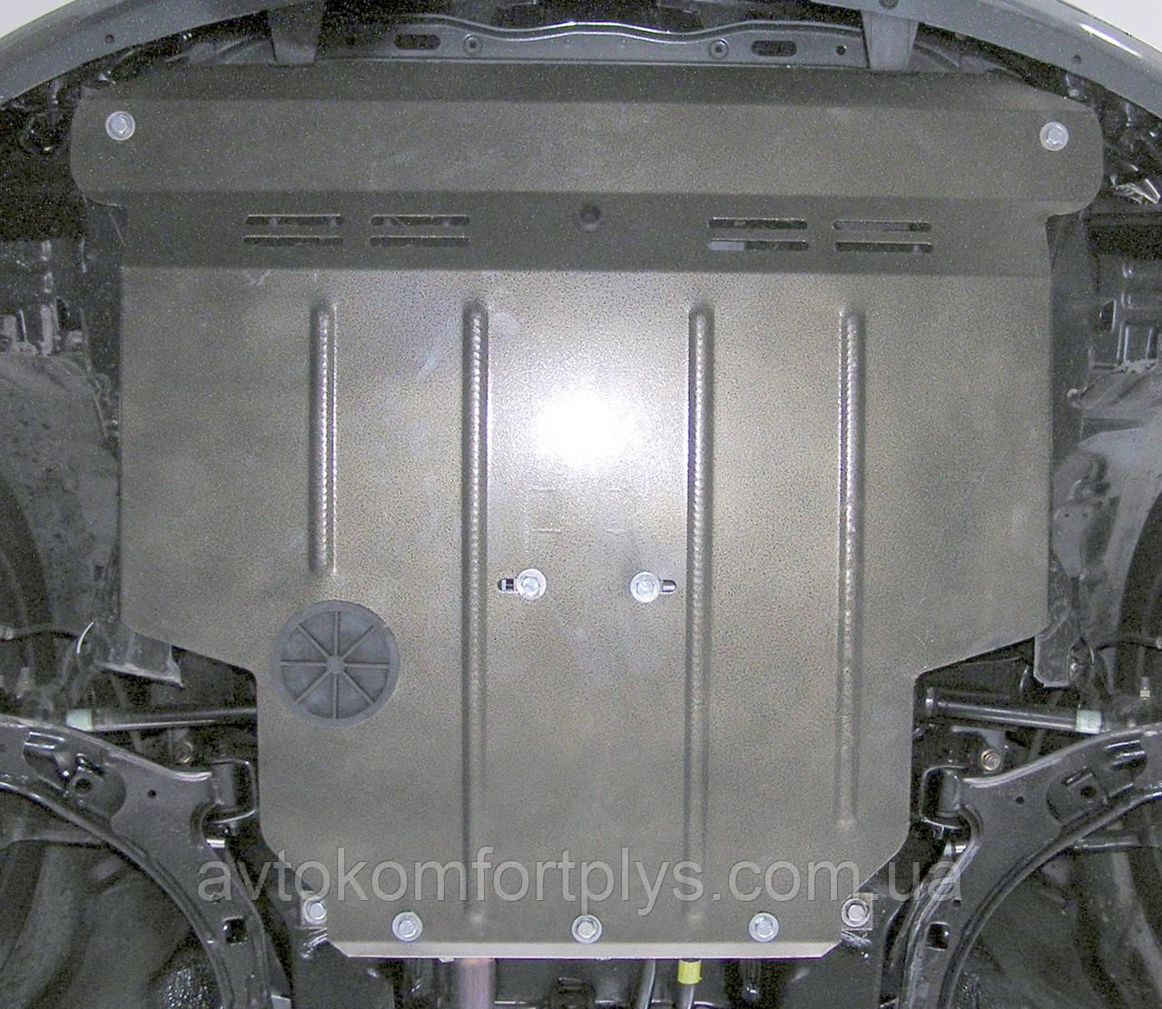 Металева (сталева) захист двигуна (картера) Nissan Almera II (2000-) (всі об'єми)