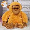Мягкая игрушка Обезьяна, 70 см, медовая