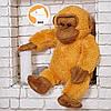 Мягкая игрушка Обезьяна, 70 см, медовая, фото 2