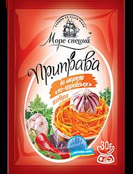 Приправа до моркви по-корейськи гостра 30г.