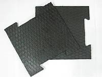 Резиновое модульное покрытие с повышенной износостойкостью (20 мм), фото 1