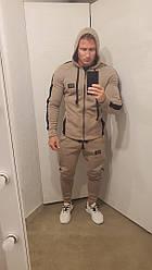 Чоловічий спортивний костюм на флісі