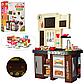 """Детская игровая кухня """"Маленької господині"""" на 32 предмета 922-102, звук, свет, течет вода, в коробке, фото 2"""