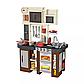 """Детская игровая кухня """"Маленької господині"""" на 32 предмета 922-102, звук, свет, течет вода, в коробке, фото 4"""