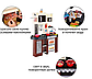 """Детская игровая кухня """"Маленької господині"""" на 32 предмета 922-102, звук, свет, течет вода, в коробке, фото 7"""