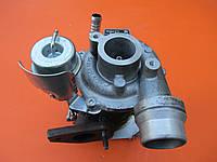 Турбина б/у для Renault Kangoo 1.5 dci. С 2009-. ТКР на Рено Кенго (Кангу) 1.5 дци.
