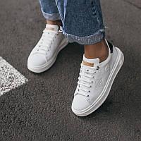 Кроссовки женские Louis Vuitton Time Out White Луи Витон (белые)
