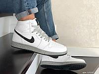 Кроссовки мужские Nike Air Jordan Найк Аир Джордан Белые