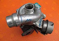 Турбина б/у для Renault Kangoo 1.5 dci. С 2010-. ТКР на Рено Кенго (Кангу) 1.5 дци.