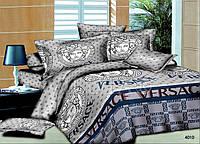 Недорогие комплекты постельного белья полуторные, двуспальные, евро, семейные из  поплина