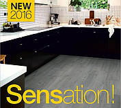 Новая коллекция Pergo Sensation - скоро в продаже!