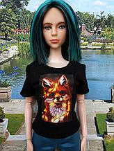 Одяг для ляльок Барбі - футболка