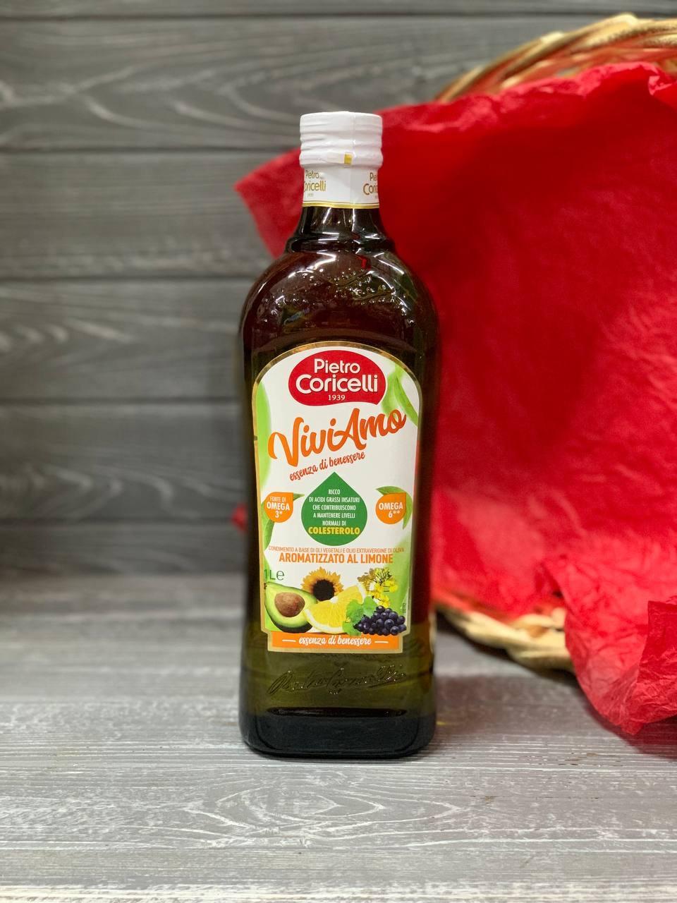 Олія (суміш олій з лимоном) Pietro Coricelli ViviAmo