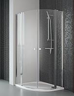 Душевые двери Radaway EOS II PDD 100×80 3799472-01L + 3799470-01R, 1000х800х1950 мм