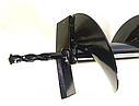 Шнек для мотобура KRAISSMANN SB 200*1000 A, фото 2