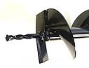 Шнек для мотобура KRAISSMANN SB 100*800 A, фото 2