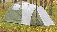 Две тандемные палатки