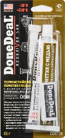 DD6729 Термостойкий красный силиконовый формирователь прокладок 85 г