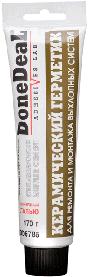 DD6785 Керамический герметик для ремонта и монтажа выхлопных систем 170 г