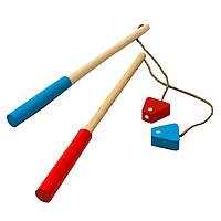 Деревянная развивающая игрушка «Рыбалка на магнитах», Cubika Levenya, от 2 лет, 33*17*4 см, (13739), фото 3