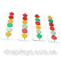 Розвиваюча іграшка Top Bright Складна мозаїка і шнурівка (120450), фото 5