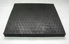 Резиновое модульное покрытие с повышенной износостойкостью (40 мм)