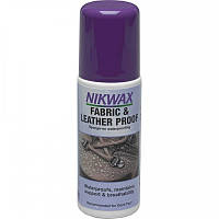 Водоотталкивающая пропитка Nikwax Fabric&Leather Proof 125ml